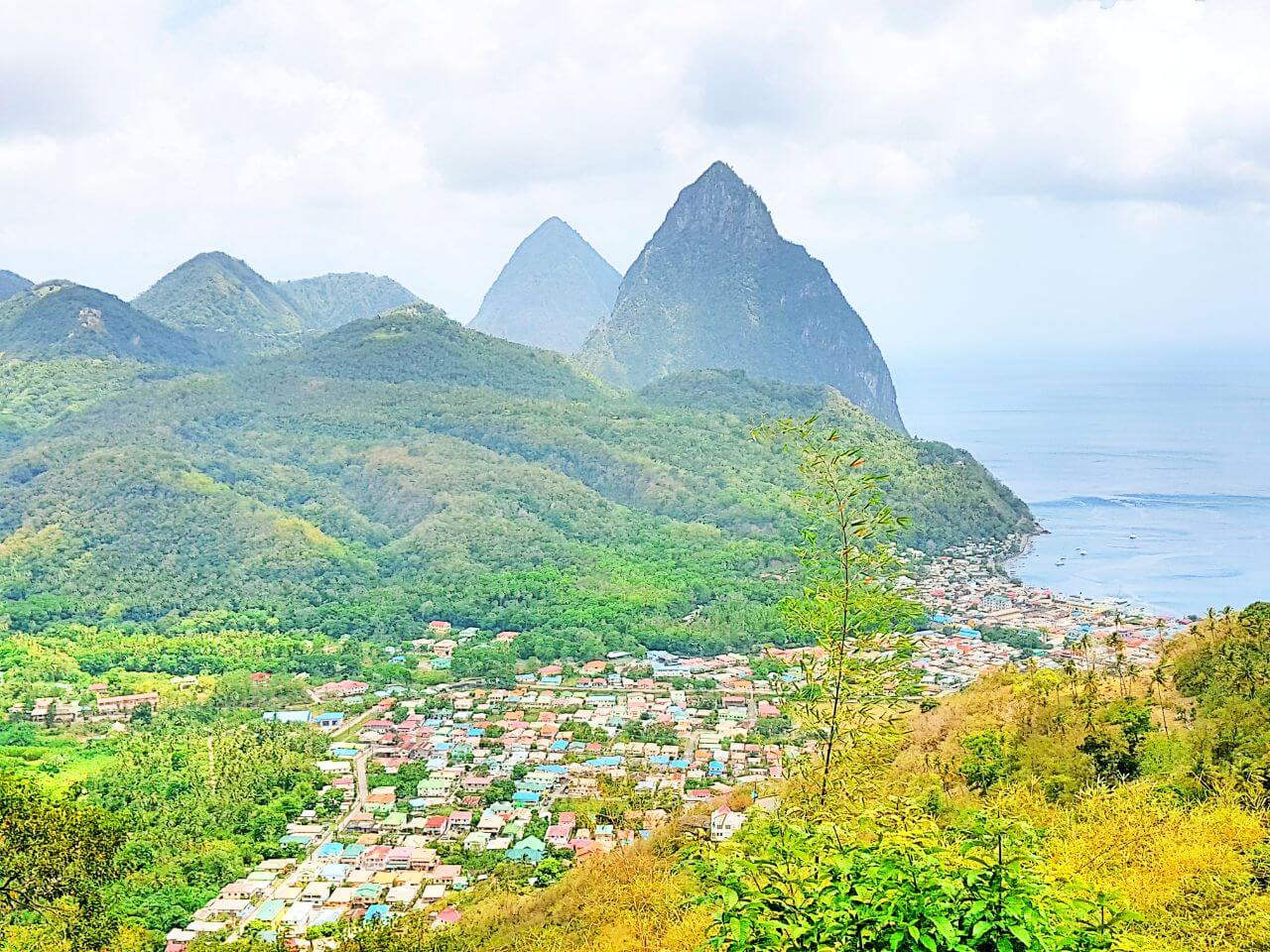 St.Lucia Simply Beautiful